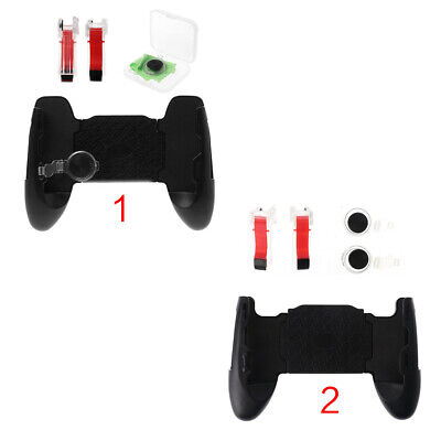 3 in 1 Cell Phone Handle Trigger Gaming L1R1 Fire Button Game Shooter Controller
