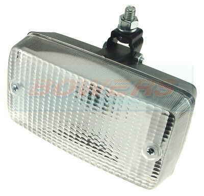 Wipac Rear Rectangular Clear Reverse Lamp Light Car Wesem Sva E Approved