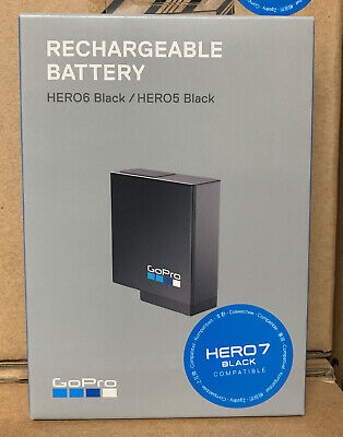 GoPro Battery for HERO 5/6/7 Black Latest Model AABAT-001-ES Original Authentic