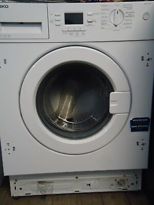 BEKO WMI71641 INTEGRATED washing machine 7kg 1600spin A+