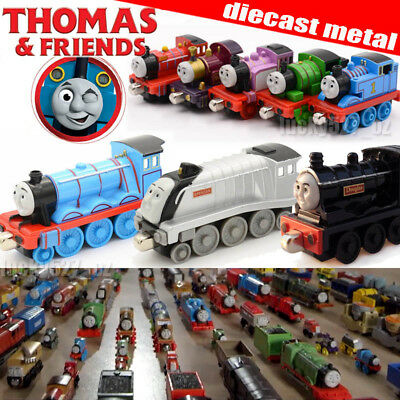 Thomas The Tank Engine Take N Play Toy Die Cast Magnetic Trains Set For Table