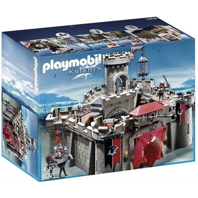 Playmobil Knights 6001 Castle the Knights of the Hawk - New and sealed