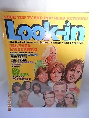 look in annual with  topics from the seventies