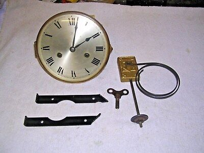 Clock  Parts , Movement ,face, Chime,  Hands,  &key Hac