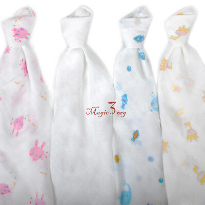 47'' Baby Swaddle Blanket 100% Cotton Newborn Sleeping Muslin Gauze Wrap Towel