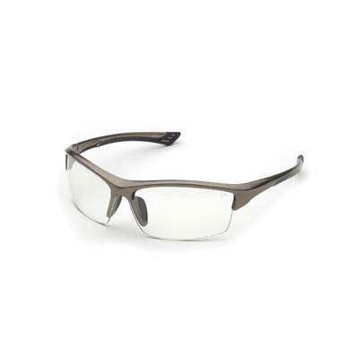 7e153414c10 ELVEX OVR-SPEC II Safety Glasses with Translucent Frame and Clear ...