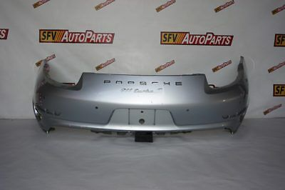 Porsche Carrera 911 Turbo S Rear Bumper 2013 2014 2015 2016 991 505 411 13 Oem