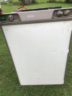 Electrolux 3 way fridge with freezer box spares or repairs caravan or van