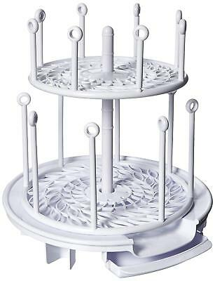 The First Years Baby Spinning Drying Rack Bottle Storage - G79
