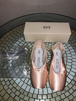 Bloch Synergy SO100 Ballet Pointe Shoes New in box Size 6 1Y