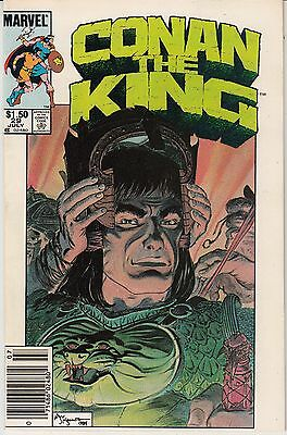 Conan the King #29 (Jul 1985, Marvel)