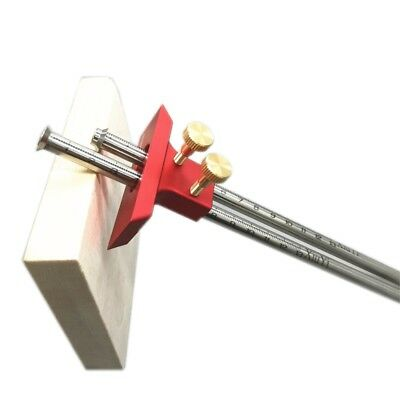 European Double-headed Scriber Tool Carpentry Scribe-line Tools Crossed-out Tool