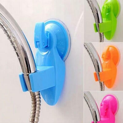 Random Adjustable Shower Head Holder Plastic Vacuum Wall Suction Cup Wall Mount