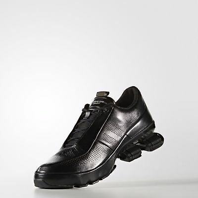 Details about Adidas Porsche Design Bounce Mens Shoes S4 LEATHER Black Run New Limited BB5524