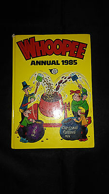 Whoopee 1985,Vintage Comic Book Annual