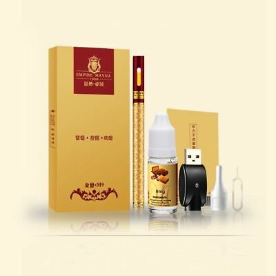 Hot Safe Health 12K Puffs Mini Electronic Hookah Tube E Cigarettes Kit Set