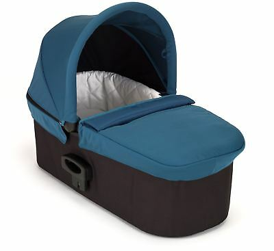 Baby Jogger DELUXE PRAM CARRYCOT TEAL Pushchair Buggy Accessory BNIP