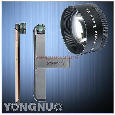 YONGNUO 2.0X 2X Magnifier Zoom Tele Lens Phone Mobile for Apple iPhone 6 6S