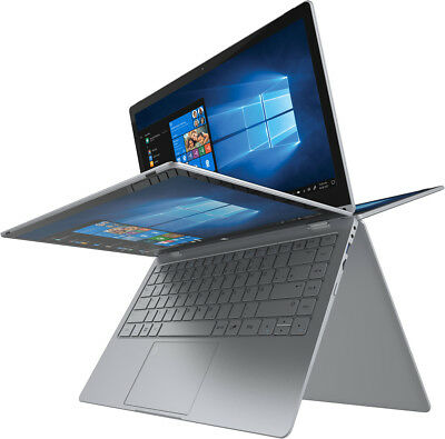 "TrekStor Primebook C13 64GB SSD LTE Convertible Notebook 13,3"" Touchscreen"
