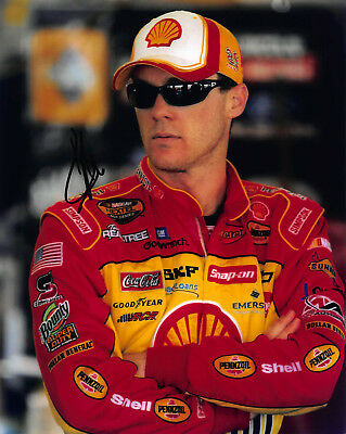Kevin Harvick Signed Autograph 8X10 Photo Picture Image Nascar Racing