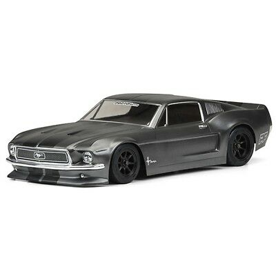 PL1558-40 Protoform 1968 Ford Mustang Vta 200Mm Clear Bodyshell