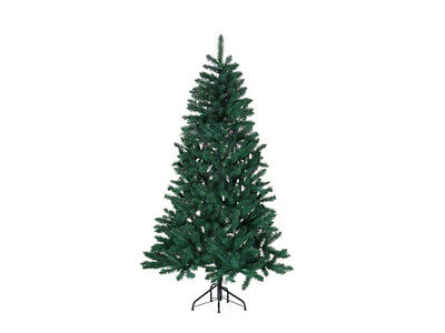 Christmas Tree 7ft/210CM Artificial Pine Traditional Xmas Free Delivery in UK