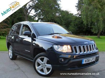 JEEP COMPASS CRD LIMITED 4WD Blue Manual Diesel, 2011