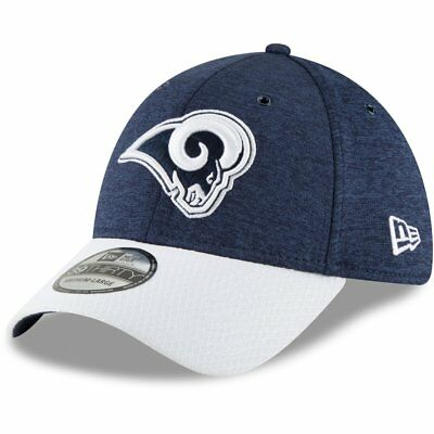 NEW ERA LOS Angeles Rams 39Thirty Cap Grey Blue - EUR 25 a7162ed60120