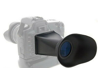 NEW LCD hood&viewfinder extender for Canon M digital camera