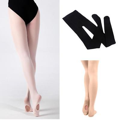 Convertible Tights Dance Stocking Footed Socks Ballet Pantyhose Sanwood unisex