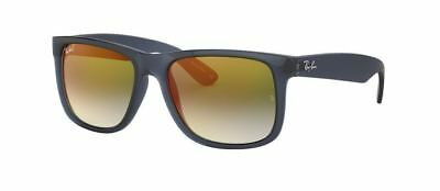 Ray-Ban RB4165 Sunglasses Justin Flash Gradient Lenses Multiple Colors and Sizes