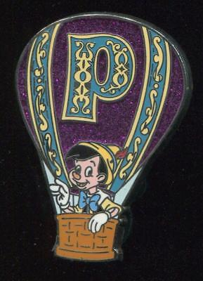 Hot Air Balloon Mystery Adventure is Out There! Pinocchio Disney Pin 101317