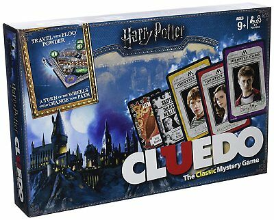 Harry Potter Cluedo Mystery Board Game New Sealed