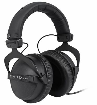 Beyerdynamic DT-770-PRO-32 Ohm Studio Headphones for Mobile Use-OPEN BOX