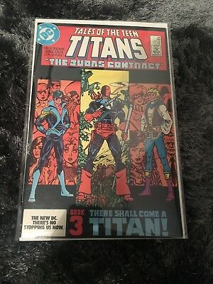 Tales of the Teen Titans #44 (Vol. 1 1984) - 1st NIGHTWING