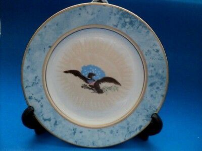 "White House China Series "" Andrew Jackson "", Woodmere Collector Plate"