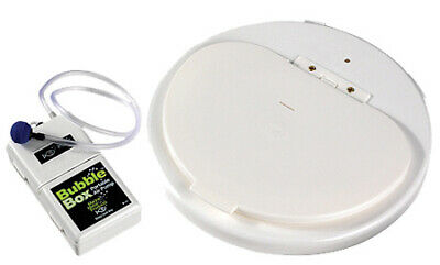 Bubbles Top Combo 5-Gallon Lid with Aerator Runs 33 hrs on 2 D Batteries #LB-11