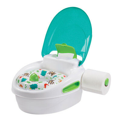 Summer Infant Step by Step Kids Toddler Potty Toilet Training Seat Children New