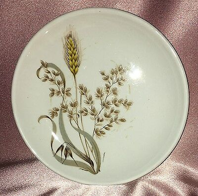 Estate Collectable ~ Sunblest Ridgway Wheat Pin Butter Dish ~ Vintage England