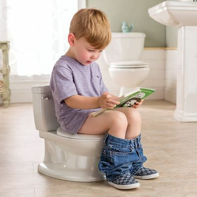 Summer Infant My Size Potty Toilet Trainer Battery Operated Training Toddler New