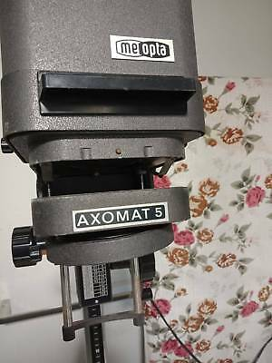 eMeopta Axomat 5 Enlarger photograph picture image vintage original black and wh