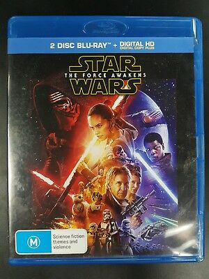 Star Wars: The Force Awakens | Bluray | Very Good Condition