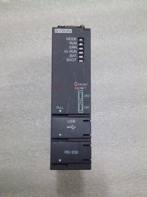 100% test Q172CPU with 90days warranty Free DHL or EMS