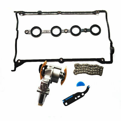 New Camshaft Timing Chain & Tensioner Kit for VW Bora Skoda Seat Leon Audi A3 A4