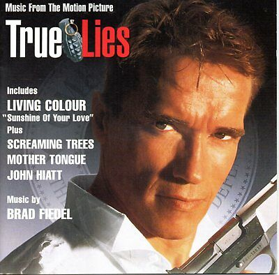 Brad Fiedel – True Lies (Music From The Motion Picture) CD 1994