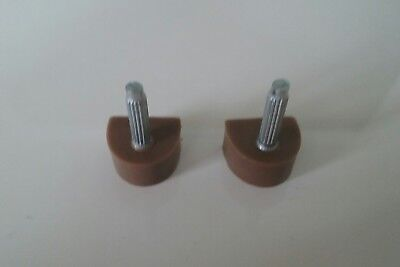 Pair of ladies high heel replacement caps for women (brand new) - FREE POSTAGE!