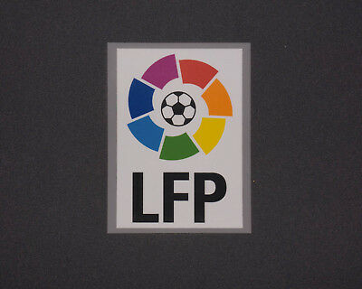 LFP Patch 2015 / 2016 Badge Logo Toppa La Liga