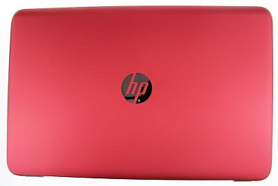 Hp 250 G4 255 G4 Screen Top Lid Cover Red 813929-001 816734-001 H18