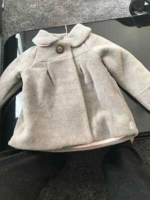 ac87a62b064a ZARA BABY COAT 9-12 Months Brand New With Tags - £4.00