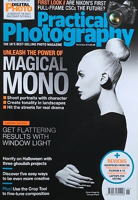 Practical Photography Magazine - November 2018